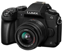 PANASONIC Lumix DMC-G85 kit 14-42mm f/3.5-5.6 II APSH. MEGA O.I.S. - Black