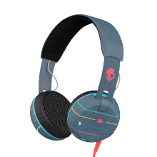 SKULLCANDY Grind w/MIC 2 - Stripes Navy