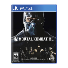 SONY PS4 Game - Mortal Kombat XL