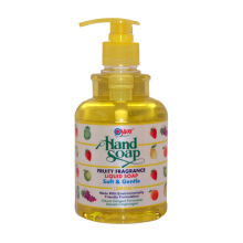YURI Hand Soap Pump Lemon 410ml