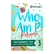 Who Am I? Reborn 3 - @Psikologid - 9786026285058
