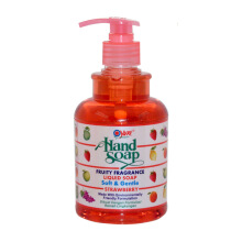 YURI Hand Soap Pump Strawberry 410ml