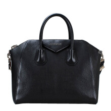 GIVENCHY Antigona Medium - Black grained [GIV1022]