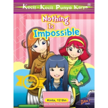 Kkpk.Nothing Is Impossible - Kinta, 9786022421382