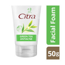 CITRA Green Tea Antiacne Facial Foam 50g