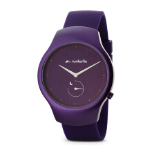 Runtastic Moment Fun Smart Watch - Plum