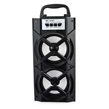 MS - 147BT Portable High Power Output FM Radio Wireless Bluetooth Speaker