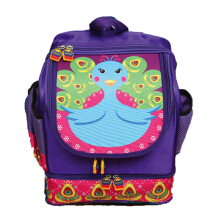 GABAG Kids Lunch Backpack Peacock