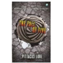 The Fall Of Five  - Pittacus Lore 9789794338070