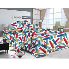 GRAPHIX Sprei Full Fitted - Qarmita / 120 x 200cm