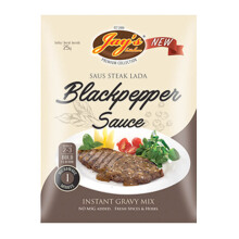 JAY'S Black Pepper Sauce Steak 25gr