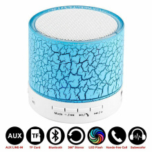 Smatton MINI LED Portable Wireless Bluetooth Speaker A9 TF USB Music Sound stereo Subwoofer Box