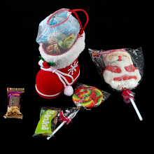 1pc Candy Storage Container Christmas Boot Ornament SIZE S