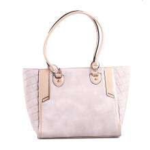 HUER Gianna Tote Bag - Apricot [One Size]