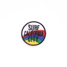 PATCH.INC Surf California 6x6 cm