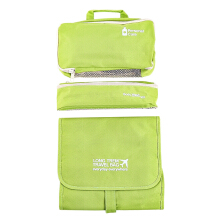 Portable Travel Cosmetic Bags Toiletry Kit Storage Pouch