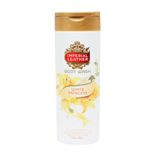 IMPERIAL LEATHER Body Wash WHT Princess Bottle 400 ml