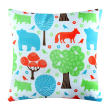 LITTLE STAR Cushion - Blue Bear