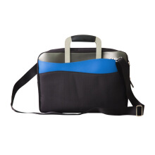 NUDESIGN Laptop Brief Bag ALT-02B - Cobalt / 33x9.5x42cm