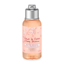 L'OCCITANE Cherry Blossom Bath & Shower Gel - 75ml