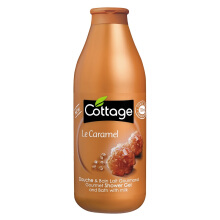 COTTAGE Caramel Gourmet Shower Gel 750ml