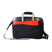 NUDESIGN Laptop Brief Bag ALT-02B - Red / 33x9.5x42cm