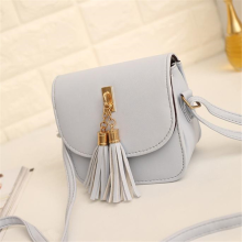 BESSKY Women Fashion Tassel Handbag Shoulder Bag Large Tote Ladies Purse _