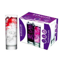 GURALLAR Long Drink Blossom Spree Set Of 3 Window Pack
