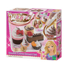 WHIPPLE Double Crème Dessert Set - Chocolate Vanilla