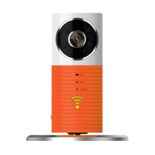 CLEVERDOG Smart WiFi IP Camera - Orange