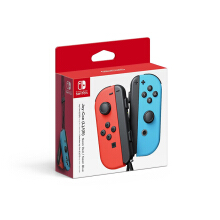 NINTENDO Joy Con Switch - Neon Red & Blue