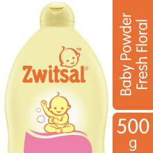 ZWITSAL Classic Baby Powder Fresh Floral 500g