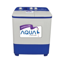 [DISC] AQUA Mesin Cuci Twin Tub QW-871XT