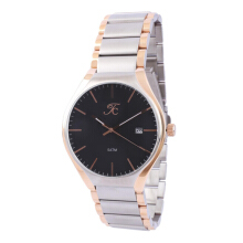 Teiwe Collection TC-CG3004 Jam Tangan Pria Stainlless Steel - Silver