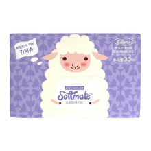 SOFTMATE Portable Tissue 30's