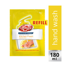 LIFEBUOY Handwash Kitchenfresh Refill 180ml
