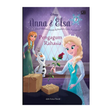 Frozen: Anna & Elsa: Pengagum Rahasia (The Secret Admirer) - Disney - 616110045