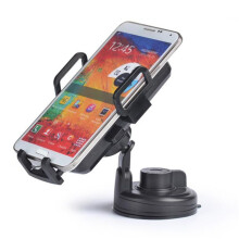 BESSKY Qi Wireless Car Charger Transmitter Holder for Samsung Galaxy S7 / S6 _