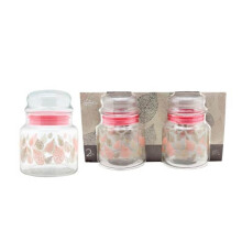 GURALLAR Jar Medium Autum Drop Set Of 2 Window Pack 635ml