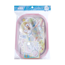 PORORO & Petty Happy Meal Stainless Steel Set - Pink