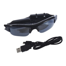 Sunglasses TF Mini DVR 640 x 480 Camera Digital Audio Video Recorder