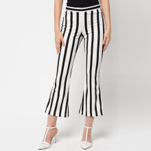 Bel.Corpo Lolita Pants - Black/White