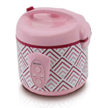 SHARP Rice Cooker 1.8L KS-N18MG-PK Pink