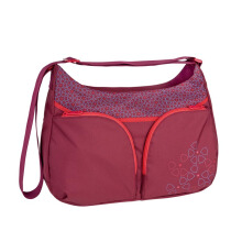 LASSIG Basic Shoulder Bag Mos - Rum/Red