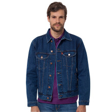 LEA Jacket - Medium Indigo