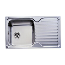 TEKA Sinks Classic 1B 1D Stainless