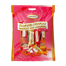 GOLDEN BONBON Crunchy Almond 100g