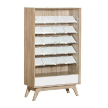 OSCAR LIVING Graver Shoe Rack SR 2218 - Sonoma Cream