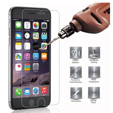 Keymao Apple Iphone 7 Pelindung Layar 2.5D 9H Premium Tempered Glass Screen Protector