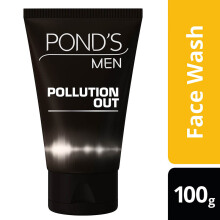 POND'S Men Pollution Out Facial Wash 100g